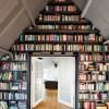 Kitap Kurtları için enfes oda tasarımları