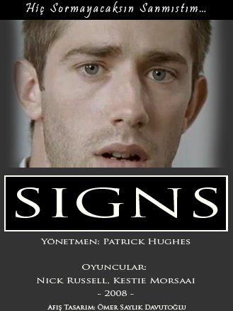 signs (kısa film) 2008 Patrick Hughes