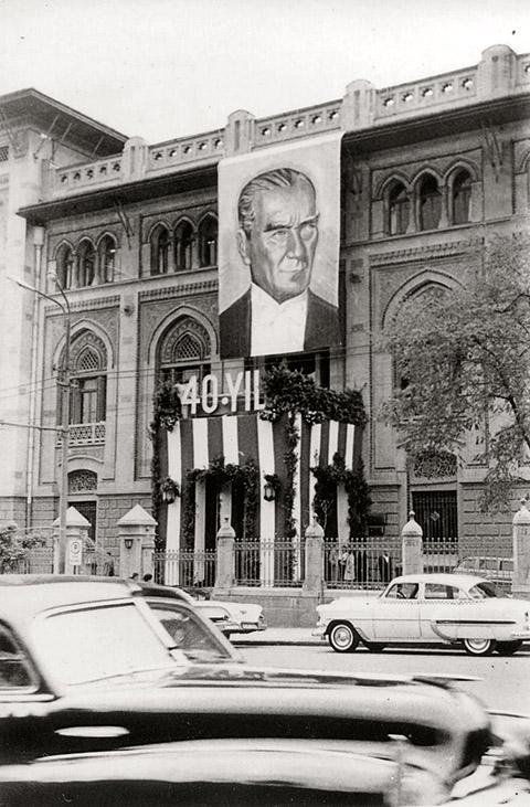 Türkiye Cumhuriyetinin 40.yılı